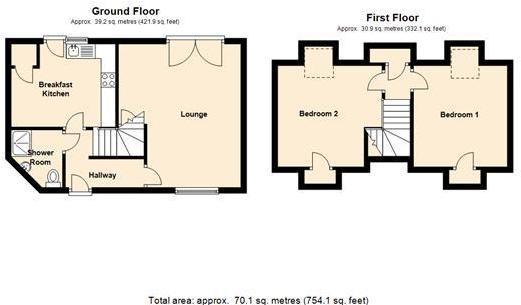 Longcon Cottage - 2D