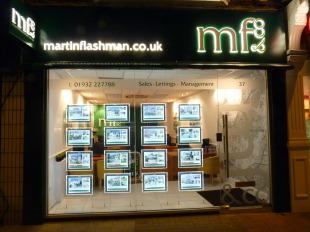 Martin Flashman & Co., Walton-on-Thamesbranch details