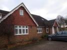 Studio apartment in Yateley RG30