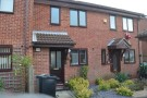 Terraced property in Moore Close, Claypole