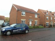 4 bed new property in Barmoor Drive, Great Park