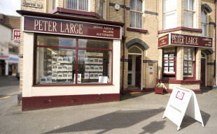 Peter Large Estate Agents, Rhylbranch details