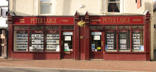 Peter Large Estate Agents, Abergelebranch details