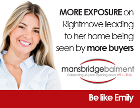 Get brand editions for Mansbridge Balment , Plymouth - Woolwell Crescent