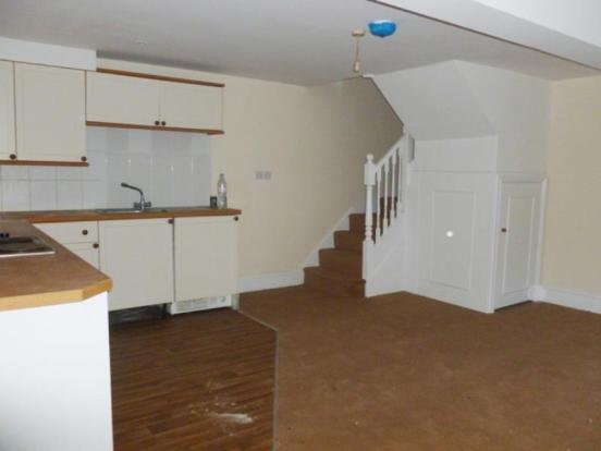 Apartment 1 Lounge/Kitchen