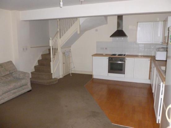 Apartment 2 Lounge/Kitchen