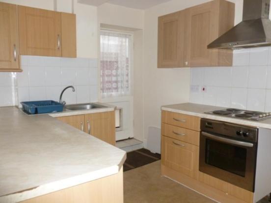 Apartment 3 Kitchen area