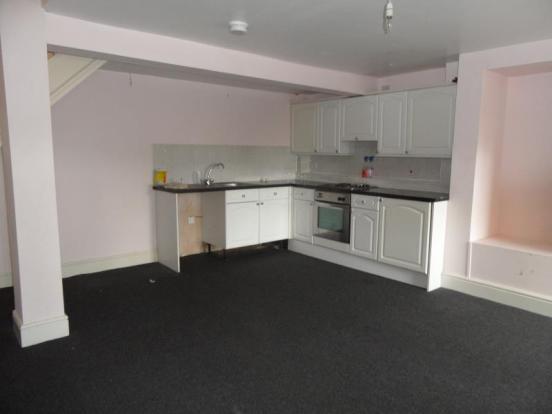Apartment 4 Lounge/Kitchen
