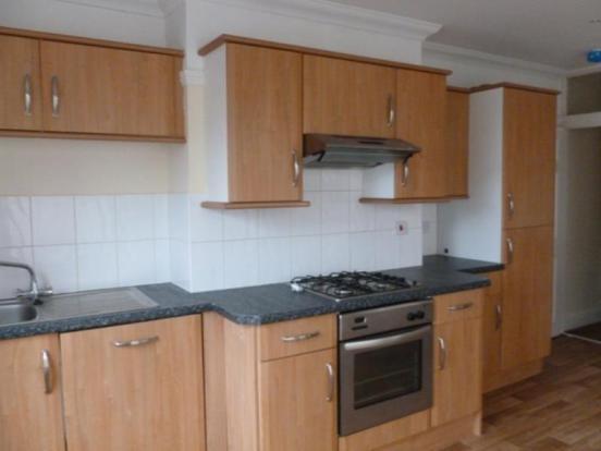 Apartment 5 Kitchen Area