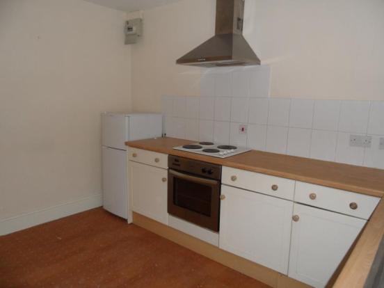 Apartment 6 Kitchen Area