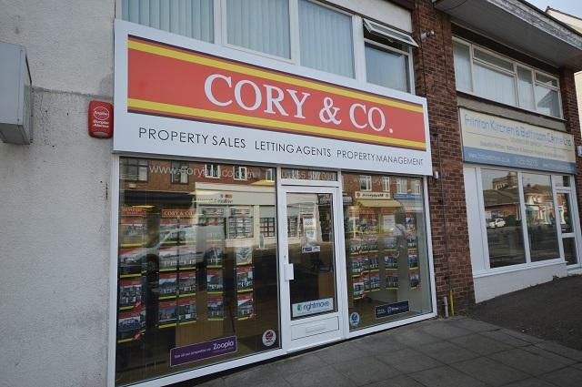 Cory & Co, Dovercourtbranch details