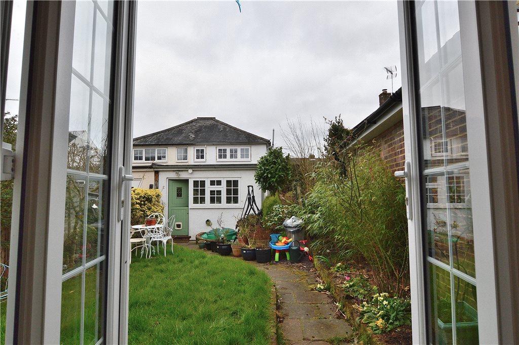 Garden Room View