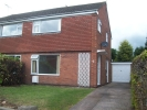 semi detached home to rent in Sycamore Close...