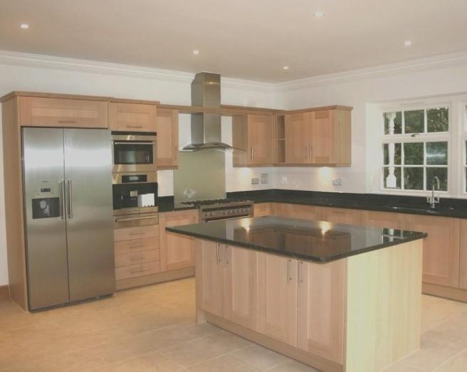 American fridge kitchen design ideas photos inspiration for Kitchen ideas rightmove