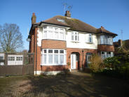 First Avenue semi detached property for sale