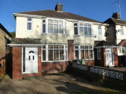 semi detached home in Poynters Road, Luton