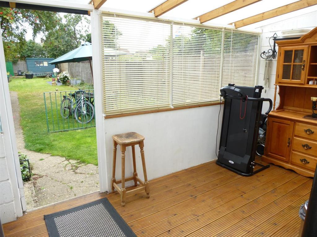 Rear Summer Room