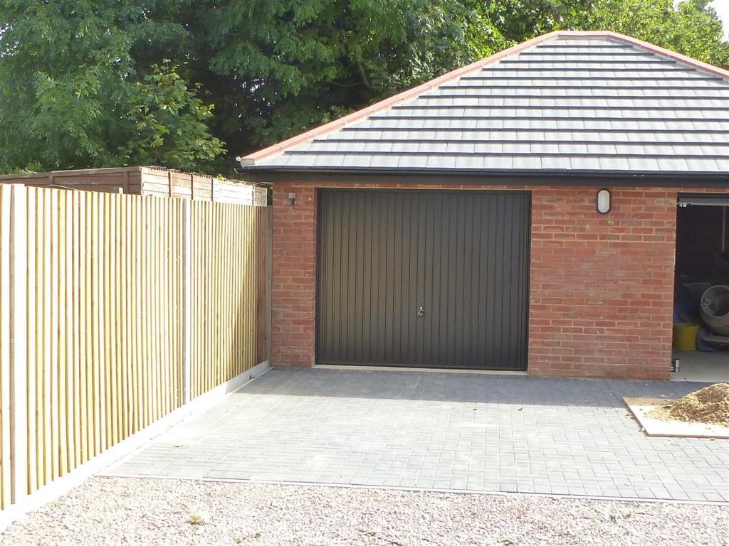 Brand New Garage