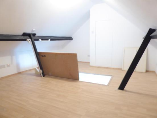 Loft/Hobbies Room