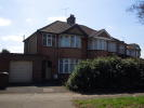 semi detached home in College Avenue...