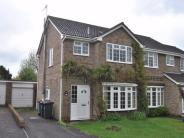 semi detached property in Kimbolton, HUNTINGDON...