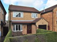 Detached house for sale in Godmanchester...
