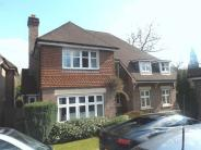 Detached home for sale in Chipstead Way...