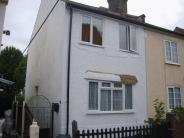 2 bed semi detached property in Boulogne Road, CROYDON