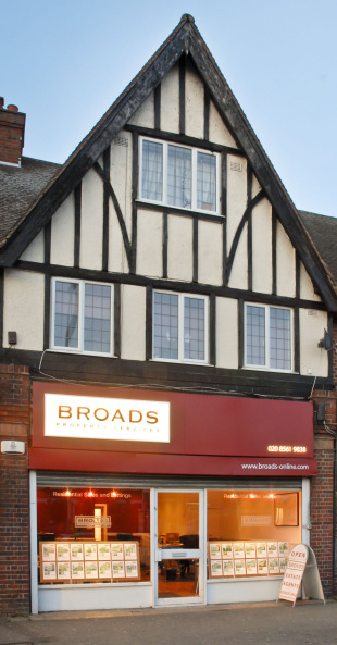 Broads Property Services, Hayesbranch details