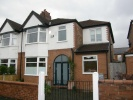 semi detached home to rent in Vicars Road, Chorlton...