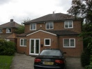 Detached home in Wilbraham Road, Chorlton...