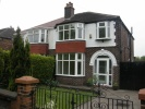 3 bed semi detached house in Mauldeth Road West...