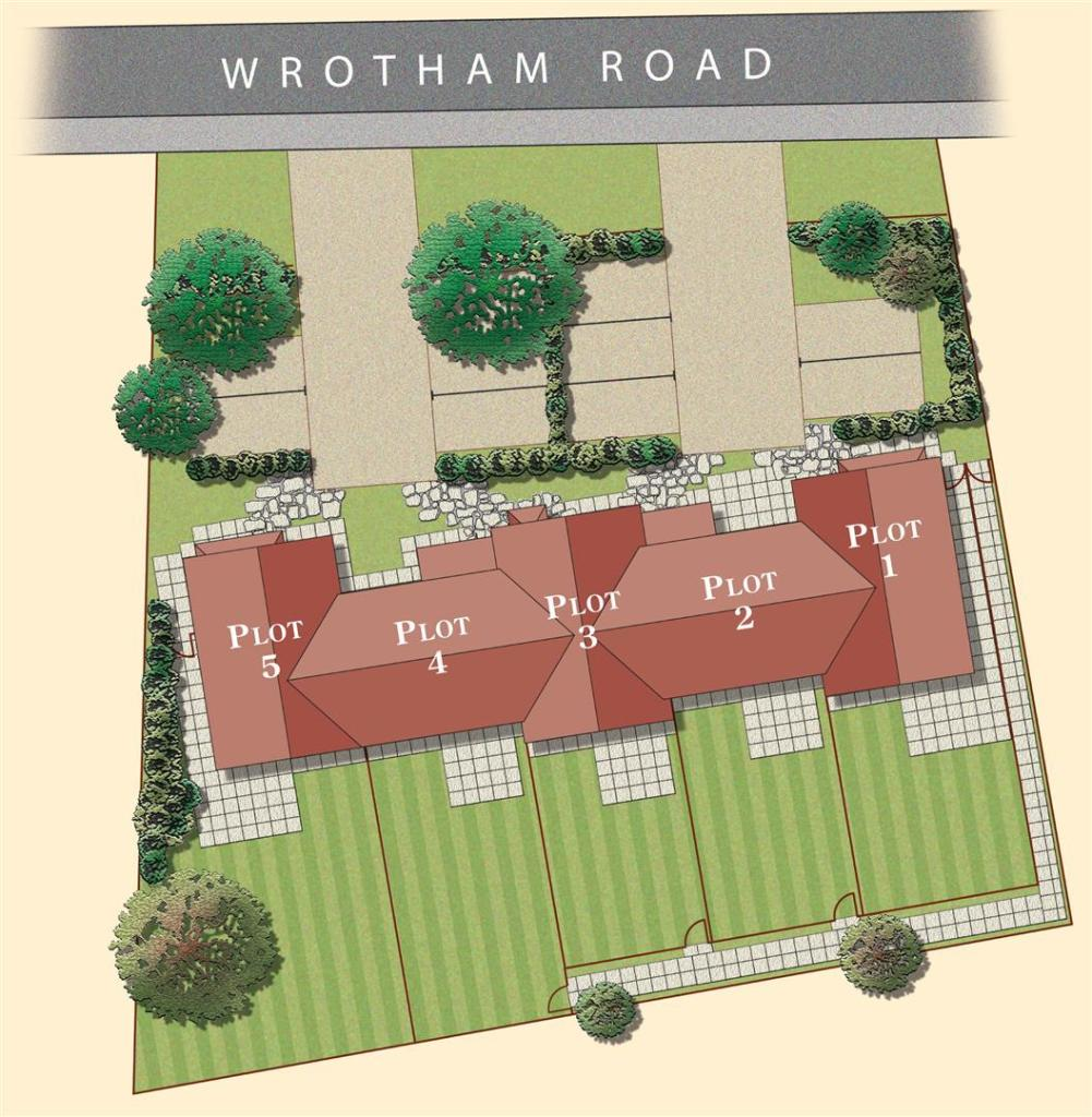 ... terrace house for sale in Wrotham Road, Borough Green, Sevenoaks, TN15