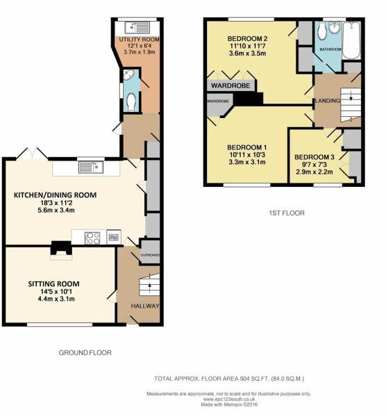 Floorplan - 13 Ridla
