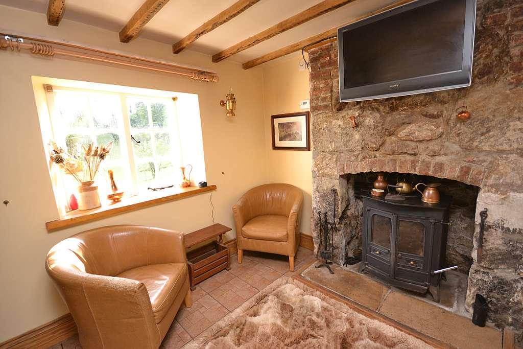 Brown orange living room design ideas photos inspiration