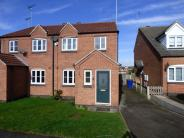 3 bedroom semi detached property in Lark Rise, Uttoxeter