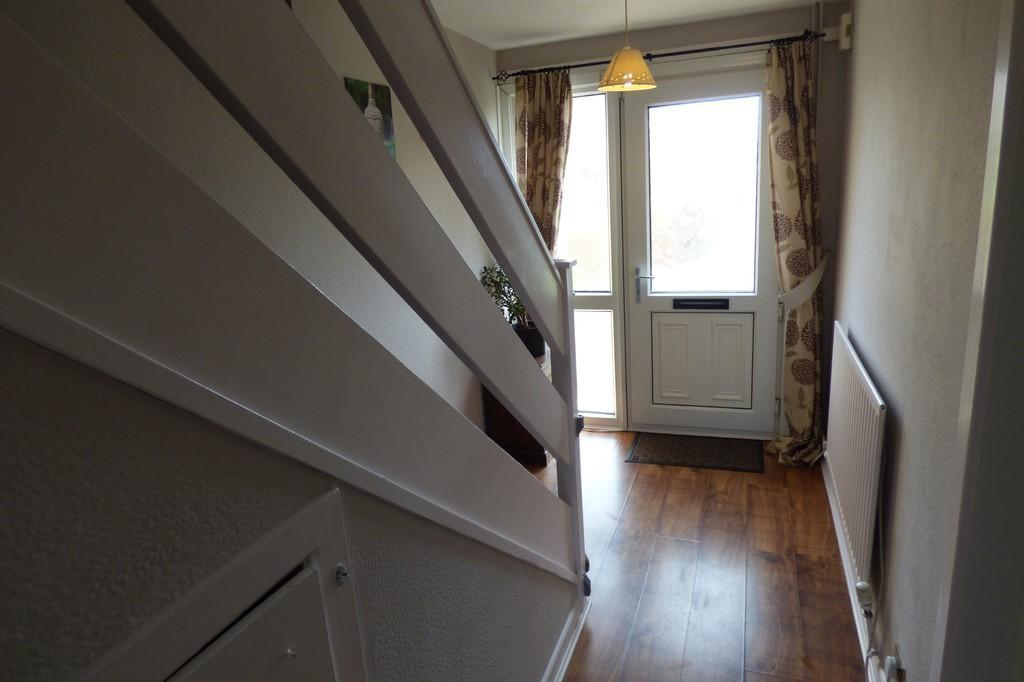 Hallway, Sycamore...