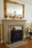 Lounge, Fireplace...