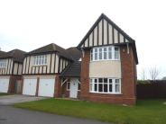 Detached home for sale in Hampton Gardens, Stafford