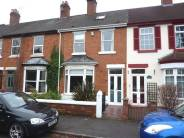 Terraced house for sale in Corporation Street...
