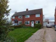 3 bed semi detached home for sale in Newton Hurst Lane...