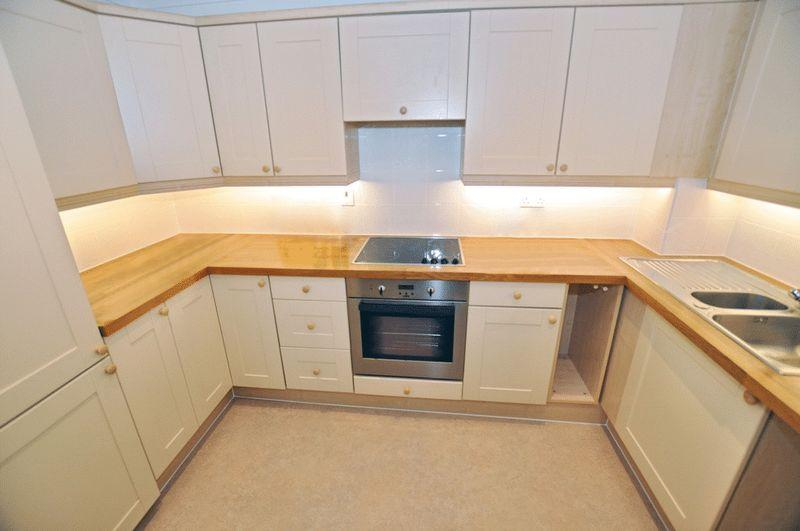 Show Flat Kitchen