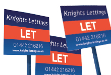 Knights Letting, Berkhamsted - Lettings