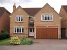 4 bedroom Detached house to rent in Portwey Close, Brixworth...