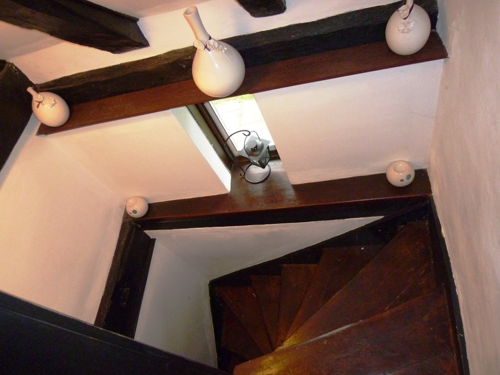 Original staircase