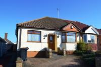 2 bed Semi-Detached Bungalow to rent in Poplar Road, Rayleigh...