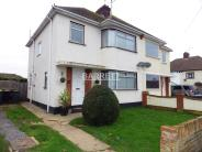 semi detached house in Grange Gardens, Rayleigh...