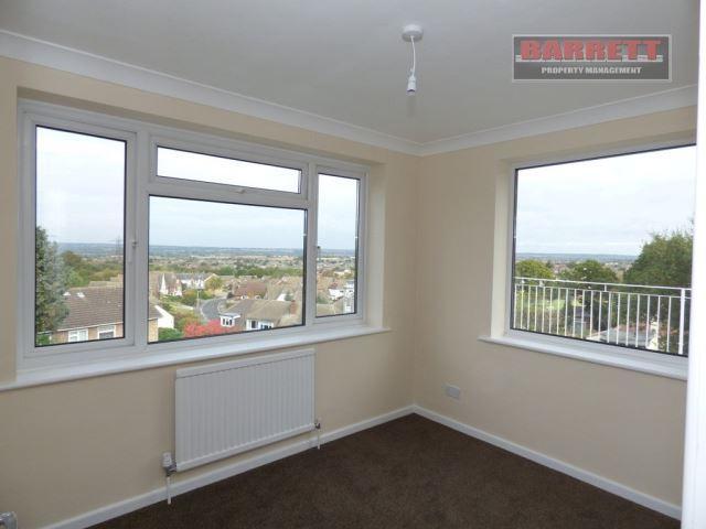 4th Bedroom windows
