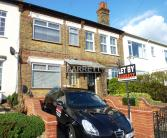 Terraced property to rent in Bull Lane, Rayleigh...