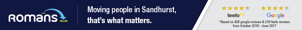 Get brand editions for Romans, Sandhurst